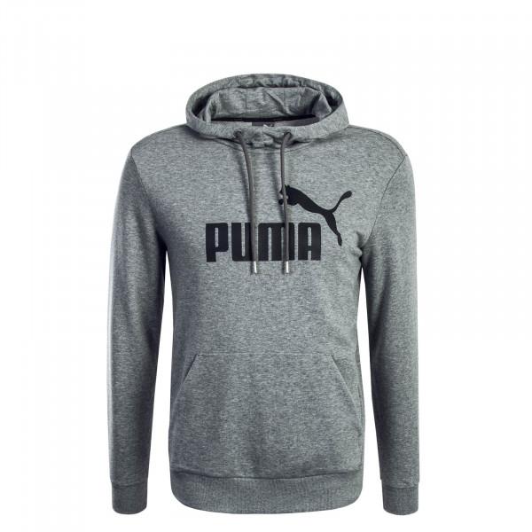 Puma Hoody ESS No.1 Grey Black