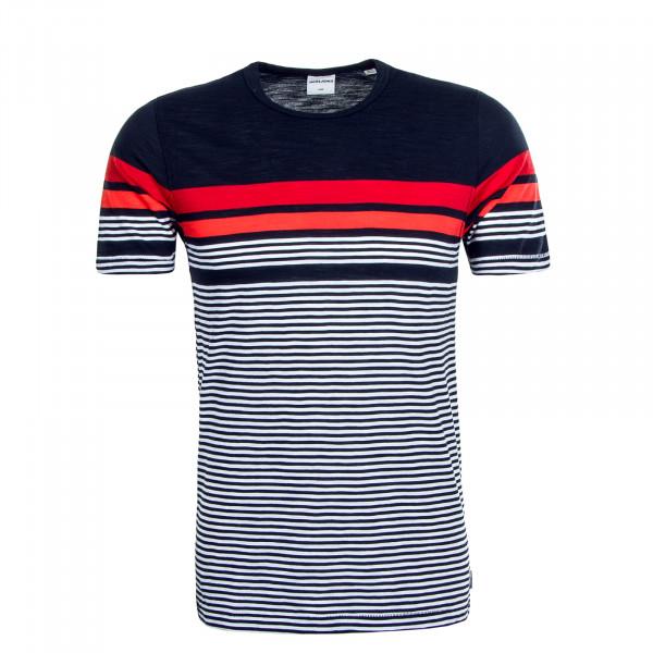 Herren T-Shirt SS Crew Sky Captain