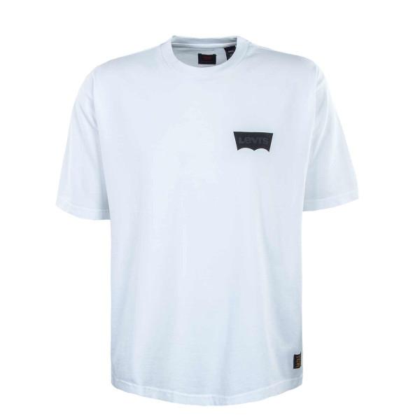 Herren T-Shirt - Skate Graphic Box Tee LSC - White