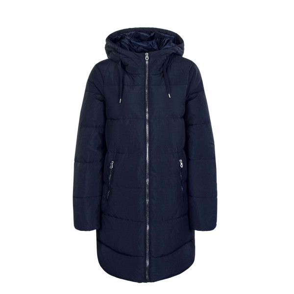 Mantel Dolly Long Puffer Coat Night Sky