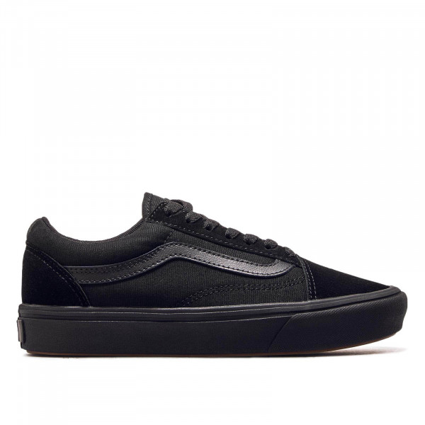 Vans ComfyCush Old Skool Black Black