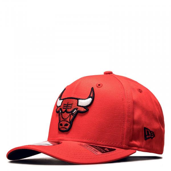 Unisex Cap - Team Colour 9 Fifty Chicago Bulls - Red