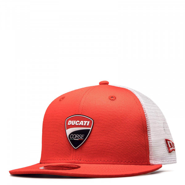 Basecap 9Fifty Ducati Mesh Red White