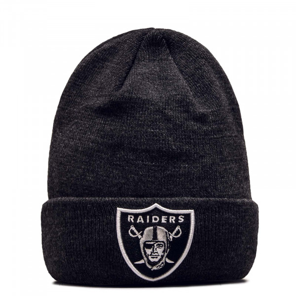 Beanie Riders Anthracite Grey