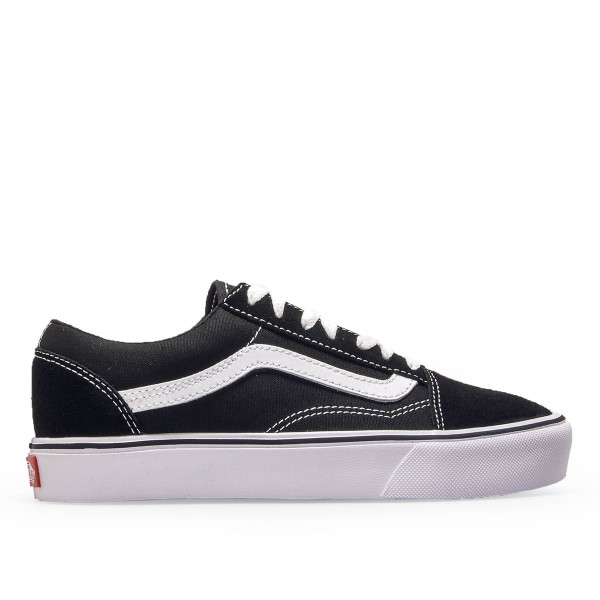 Vans Old Skool Lite Canvas Black White