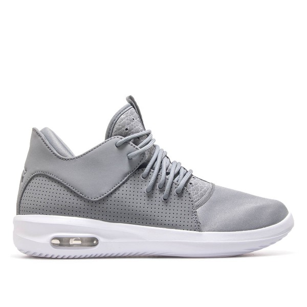 Jordan Air First Class Grey White