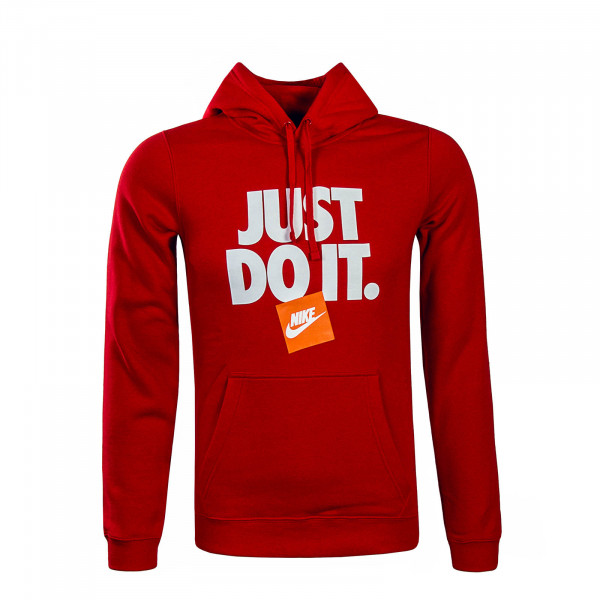 Nike Hoody NSW Just Do It Red