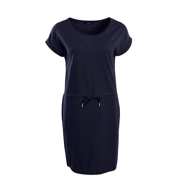 Only Dress Amber Navy