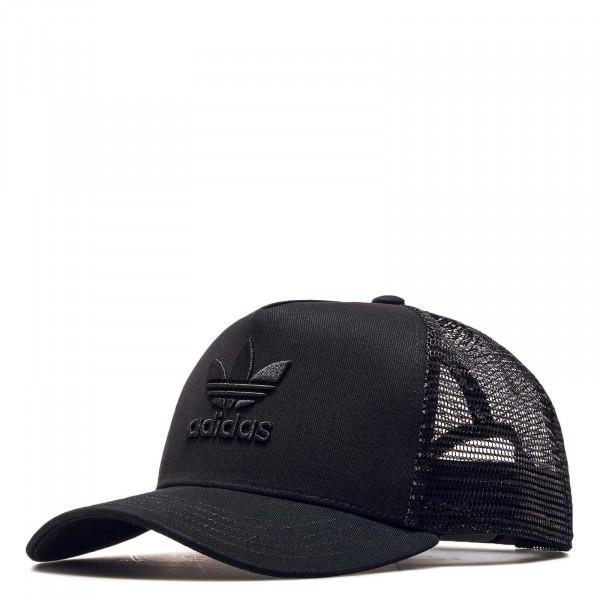 198cacc8a14 Adidas Cap AF Trucker Tref Black Black