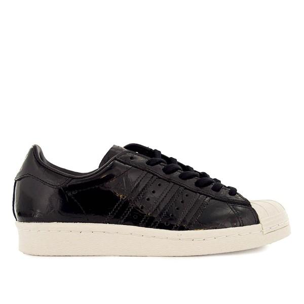 Adidas Wmn Superstar 80s Black Beige