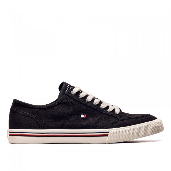 Herren Sneaker Core Corporate Textile - Black