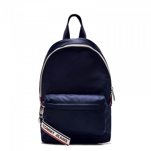 Rucksack Logo Tape Mini Navy Red
