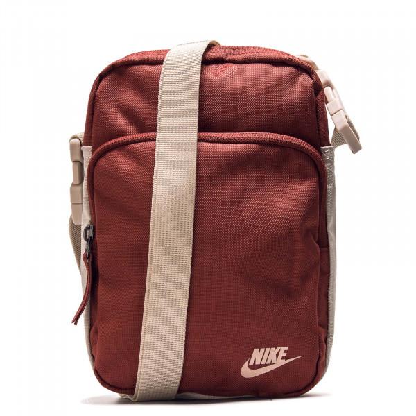 Nike Mini Bag Heritage 5898 Bordeaux Beige