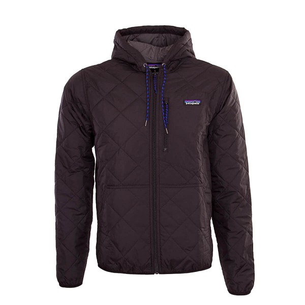 Patagonia Jkt Diamond Quilted Black