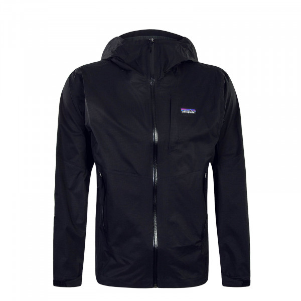 Herren Jacke Rainshadow Stretch Black