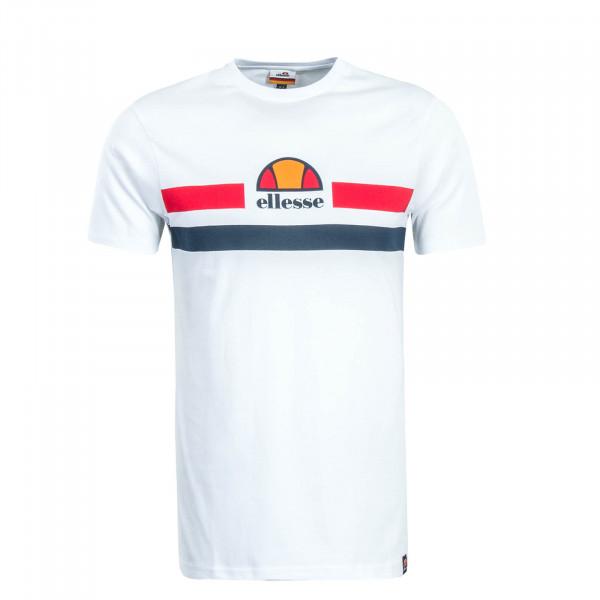 Herren T-Shirt Aprel White