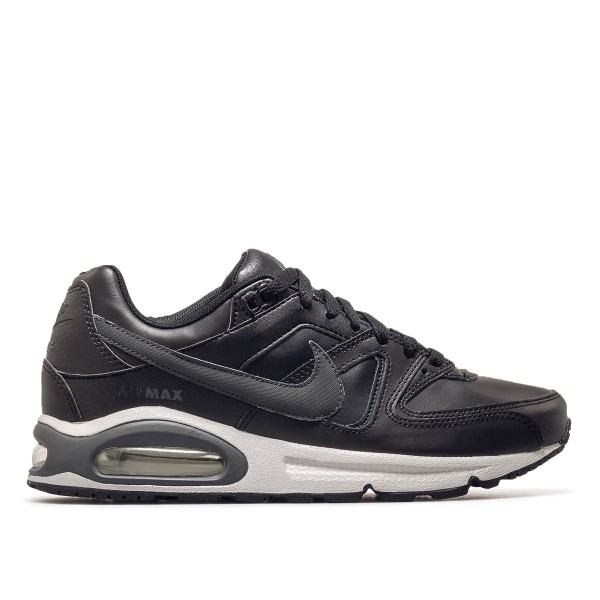 Nike Air Max Command Leather Black Grey