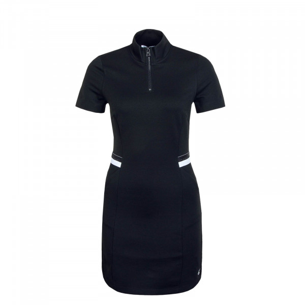 Kleid Zip Monochrome Milan 5060 Black