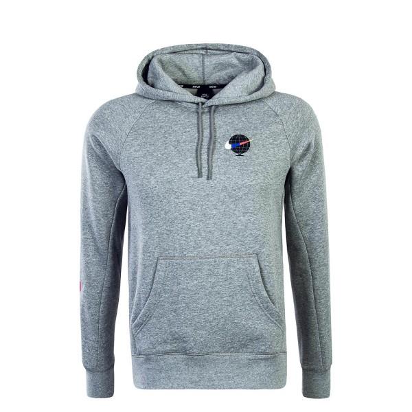 Nike SB Hoody Icon GFX SU18 Grey