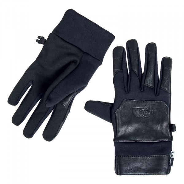 Handschuhe - Etip Leather - Black