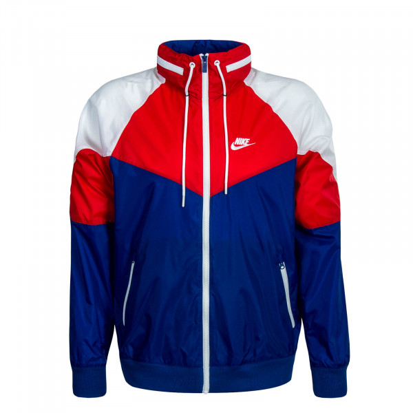 Herren Windrunner NSW HE Royal Red White