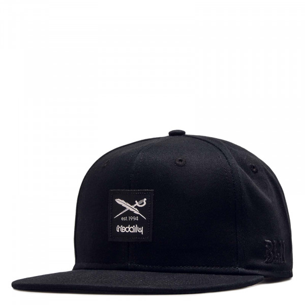 Cap Daily Flag 2 Black