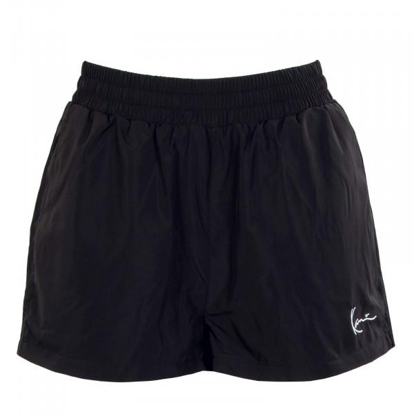 Damen Short - Track - Black / White