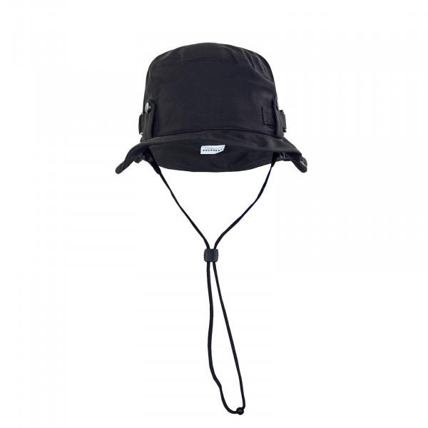 Doughnut Crest Hat Black