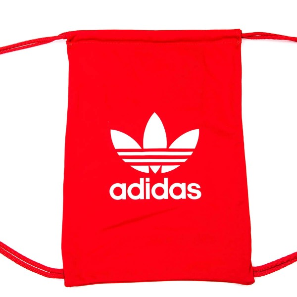 Adidas Gymbag Tricot Red