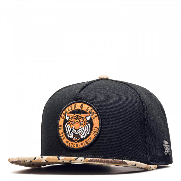 Cayler&Sons Cap The Watch Black Camo