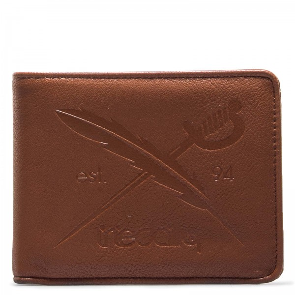Wallet Flag 2 Punch Chocolate