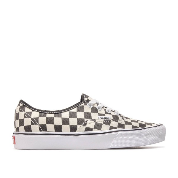 Vans U Authentic Lite Checkerboard Black