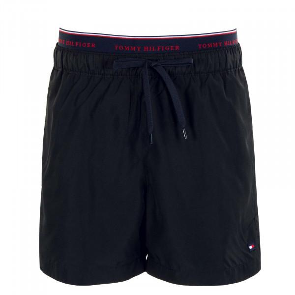 Herren Boardshort - Medium Drawstring 2062 - Black