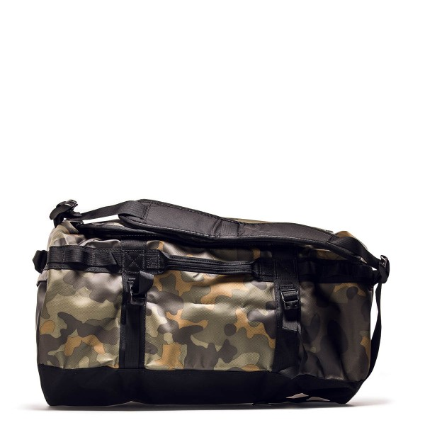 Northface Bag Base Camp Duffel Camo Oliv