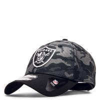 New Era Cap 9Forty Raiders CamouflageBlk