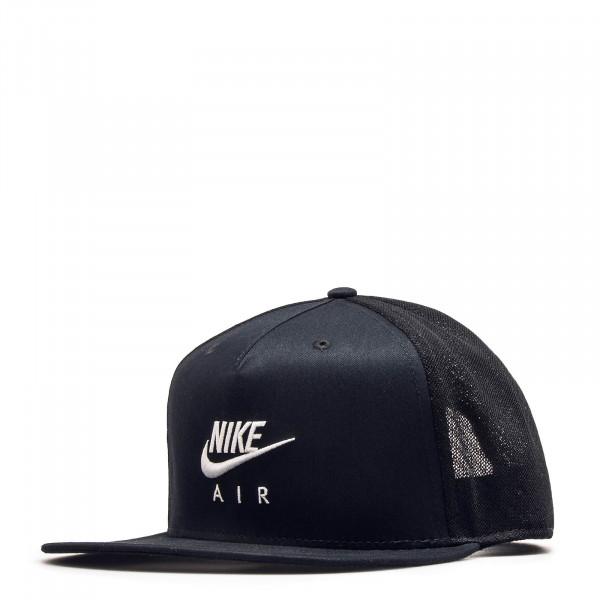 Nike Cap Pro Black White