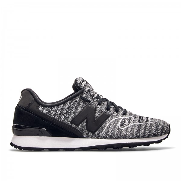 New Balance Wmn WR996 RBK Black White