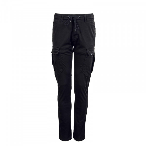 Herrenhose Reflex Easy Cargo Black