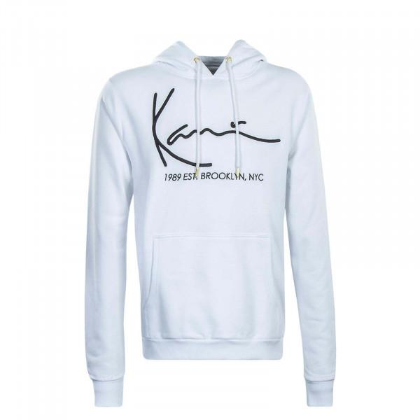 Kani Hoody Signature White