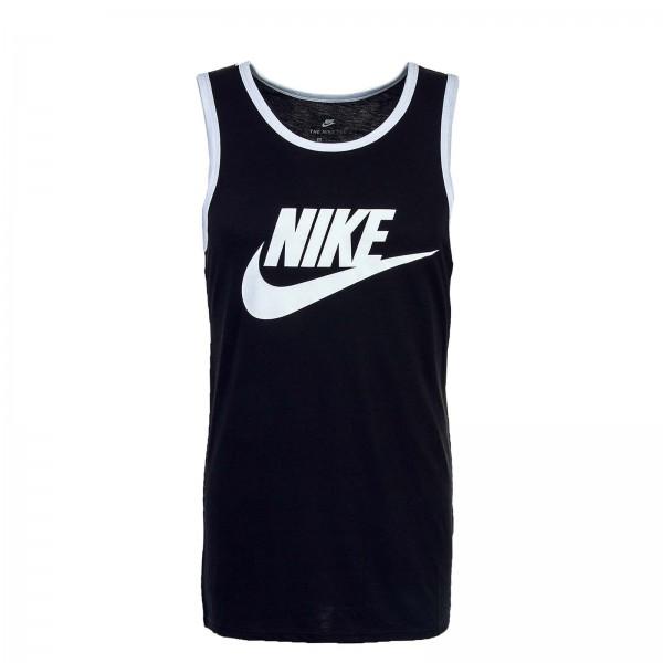 Nike Tank NSW Ace Logo Black White