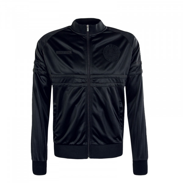 Herren Trainingsjacke - DMWU - All  Black