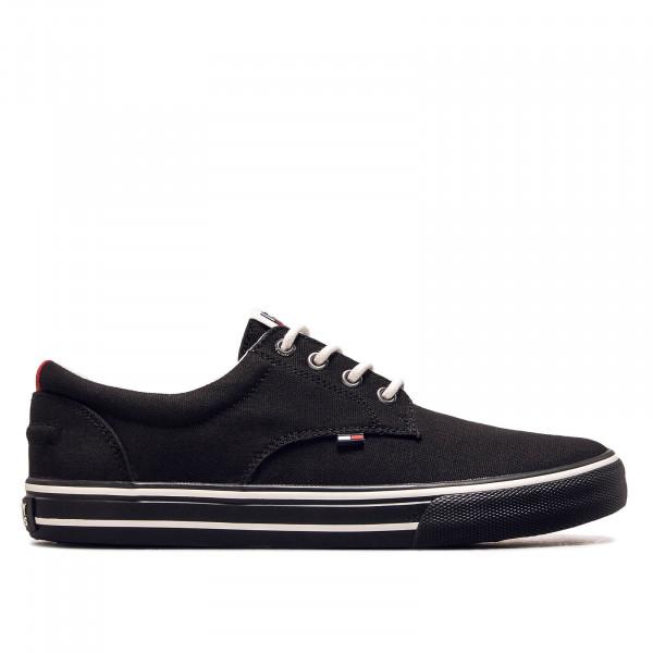 Herren Sneaker Textile 001 Black
