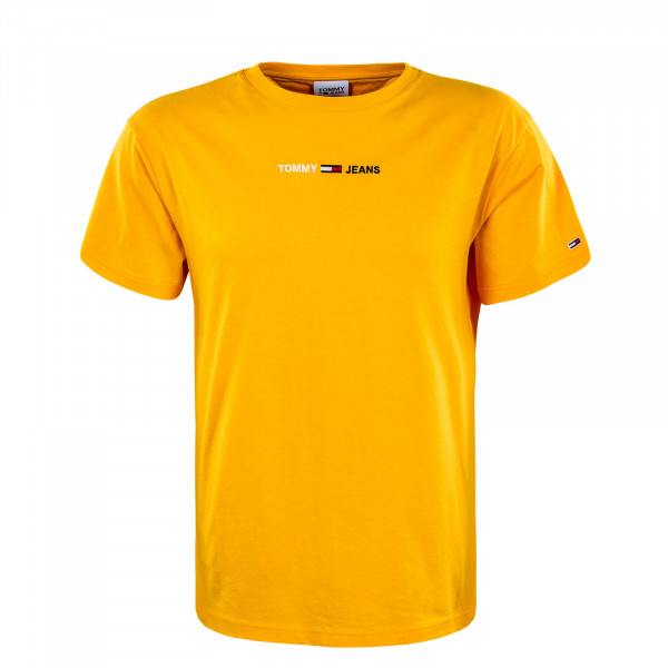 Herren T-Shirt - Linear Logo Tee - Florida Orange