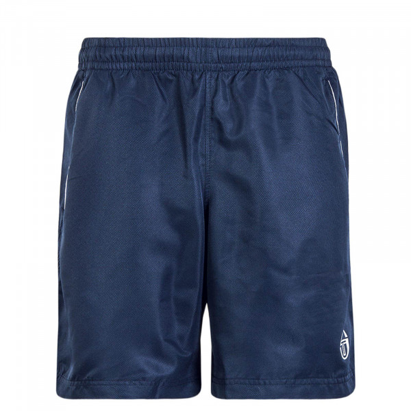 Herren Boardshort Rob Navy White