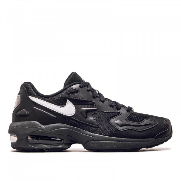 Herren Sneaker Air Max 2 Light Black White