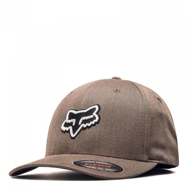Fox Cap Flex Transfer Brown Black