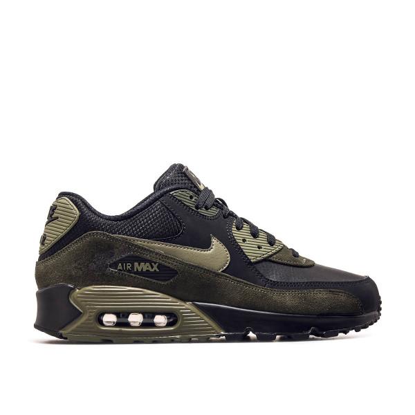 Nike Air Max 90 Lth Black Olive