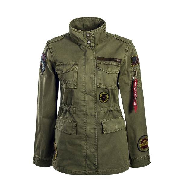 Alpha industries jacke explorer damen