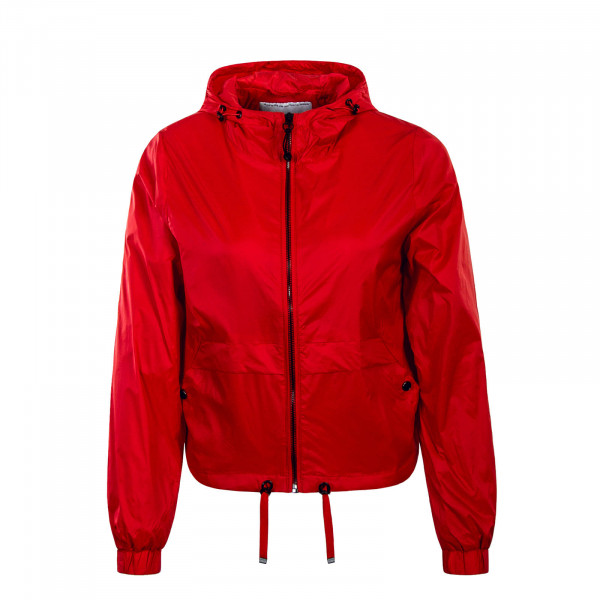 Damen Jacke Addi Red