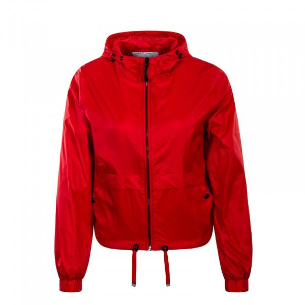 Damen Jacke Addi Red
